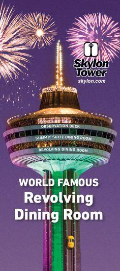 Skylon Tower Dining Brochure ReBrand 2013