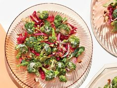 This crunchy, make-ahead salad is a far cry from the supersweet broccoli salad you might be used to; it's more savory than sweet, with a ...