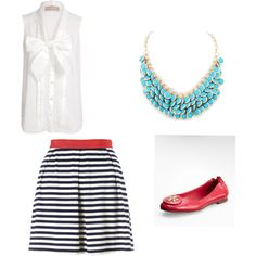 cute for summer, created by meanbaby.polyvore.com
