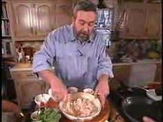 southwestern crappie cakes with Scott Leysath, The Sporting Chef