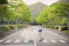 楽しみは結婚式当日だけじゃない!前撮りロケーション撮影で更に素敵な思い出を♡にて紹介している画像