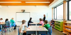 Samuel Brighouse Elementary School /   Richmond, British Columbia