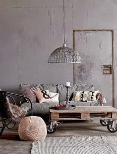 3 Insane Tips and Tricks: Industrial Home Living Room industrial living room with tv.Industrial Shop Bricks industrial living room with tv. Estilo Interior, Home Interior, Interior Architecture, Interior Design, Monochrome Interior, Purple Interior, Natural Interior, Studio Interior, Scandinavian Interior