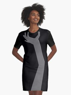 The Hand, spooky palm, choking, strangling tee #shirt #dress • Also buy this artwork on #apparel, stickers, phone cases, and more. #kinky #scary #spooky #style #fashion #design #clothing