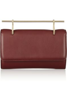 Aching with desire for M2Malletier's Fabricca clutch.  It's been a long while since I've pined for a handbag!