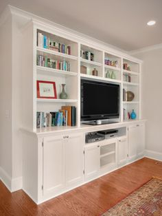 Built In Wall Units For Living Rooms furniture,white varnished new built in wall units with open racks