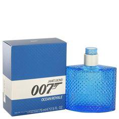 007 Ocean Royale by James Bond EDT Spray 2.5 oz Men