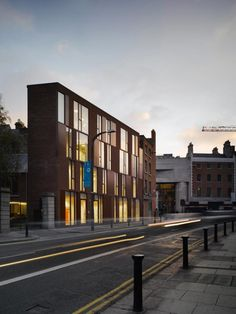 Lincoln Place McCullough Mulvin Architects