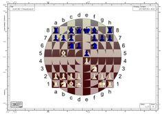 remCAD original chessboard design