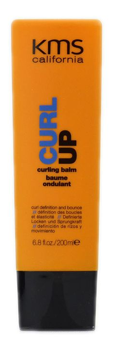 I don't care you to have this is best thing on this planet..... Georgina. Says so....... KMS California Curl Up Curling Balm $13.49