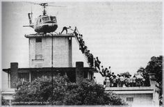Last Chopper out of 'Nam - The end of the Vietnam war -  Fall of Saigon