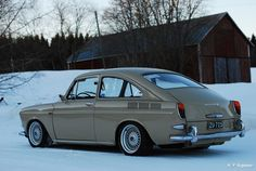 vw typ3 fastback