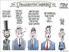 RIGHT ON!!!    Political Cartoons by Gary Varvel