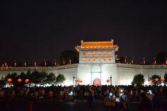 With huge passion to life: Askelia Xi'anin kauniilla kaupunginmuurilla