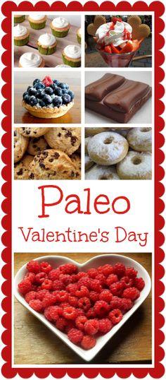 Paleo Valentine's Day