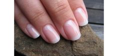 This is what an American Manicure should look like, but why do they always insis. - This is what an American Manicure should look like, but why do they always insist on painting the pi - Nail Polish Designs, Cool Nail Designs, Art Designs, Nails Design, Fingernail Designs, Cute Nails, Pretty Nails, Shellac Nail Colors, Cnd Shellac