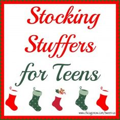 Looking for simple, inexpensive stocking stuffers for teens and tweens? This list has fun gift ideas that fit the bill, and in the stocking. Inexpensive Stocking Stuffers, Stocking Stuffers For Teens, Christmas Stocking Stuffers, Teen Christmas Gifts, Christmas Trends, Christmas Morning, Holiday Fun, 14th Birthday, Teen Birthday