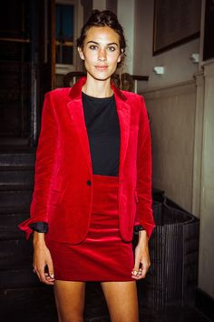 Alexa Chung is cooler than we could every even hope to be.