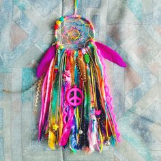 Mini 3 Inch Woven Dreamcatcher for Your by StylishStuffBySteph