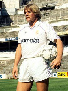 Bernd Schuster, Real Madrid