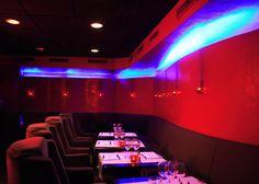 Restaurant / Bar Lounge Le Boudoir - Lyon, France
