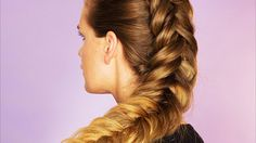 Side Dutch Braid: This mesmerizing side Dutch braid is #hairgoals.