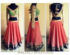 Anjali Mahtani. This would be soo much better sleeveless and a tad shorter.