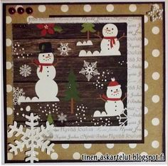 Joulukortti / Christmas card
