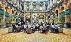 Lunch Hour #findtravelkitten 😺 . . . . . #london#uk#lunchtime#grand#architecture#beautifulbuildings#travelobsessed#igtravel#instatraveling#mytravelgram#travelpassion#exploretheworld#justgoshoot#travelstoke#instago#travelpics#nikon#instapassport#wanderer#globetrotter#livetravelchannel
