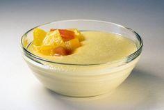 Semolina Pudding - Griessbrei!