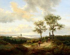 Баренд Корнелис Куккук (Barend Cornelis Koekkoek), 1803-1862. Голландия. Обсуждение на LiveInternet - Российский Сервис Онлайн-Дневников