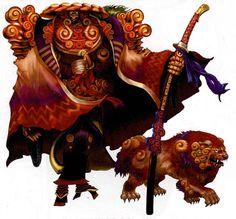 Yojimbo (summon) - Final Fantasy Wiki - Wikia