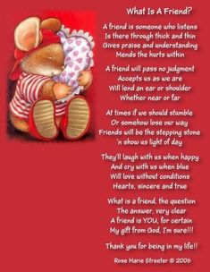 Just For My Dearest Friends