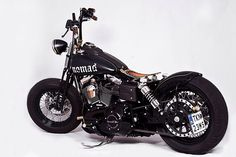 Harley Davidson street bob springer