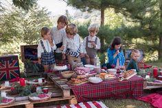 Colección Otoño-Invierno de Doña Carmen con picnic diseño de IDeA&Co (hello@ideaandco.com ) #picnic #automn #christmas #deco