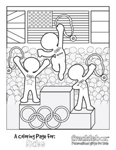 Check out these adorable coloring sheets that you can personalize with your childs name on them FREE! There is even the one above which is perfect to offer you child to color during the Olympics. Personalize your FREE Olympics Coloring page here, and check out all of the other ones they have available today! Thanks […]