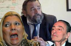 """""""Carrio, Clarín y Campagnoli son la triple C"""", dijo la Fiscal Caamaño en diálogo con Radio América, y aclaró: """"Campagnoli no esta suspendido por la causa Lazaro Báez, él dice eso. Está suspendido por irregularidades"""" http://elclubdelasnoticias.blogspot.com.ar/2014/02/la-triple-c.html"""