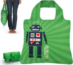 "Robot bag. Now, you can take your ""robot"" with you every where IMPDO."