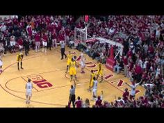 Michigan at Indiana Highlights  -  The No. 3/3 Hoosiers knocked off No. 1/2 Michigan, 81-73, in Assembly Hall on Saturday, Feb. 2.
