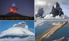 The most jaw-dropping photos of erupting volcanoes ever
