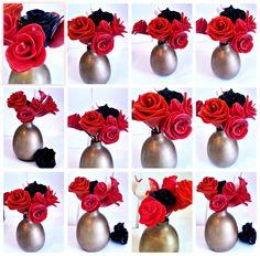 Lumanari-trandafir Vase, Home Decor, Decoration Home, Room Decor, Vases, Home Interior Design, Home Decoration, Interior Design, Jars