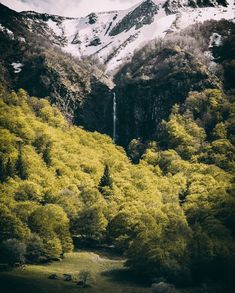 """If you're looking to travel to a destination that's """"very close to nature and away from all human activity"""", Photographer Florian Bompan recommends Chaudefour Valley, Sancy Massif."""