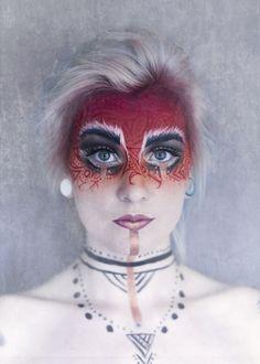 Photographer: Deborah Sheedy Makeup: Orla Byrne Model: Miss Steph Zombie