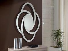 Espejos de cristal modelo ABIS. Decoracion Beltran, tu tienda de espejos de cristal modernos en internet.