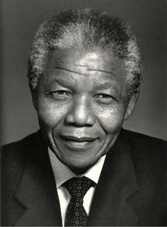 Nelson Rolihlahla Mandela (18 July 1918 – 5 December 2013) was a South African anti-apartheid revolutionary, politician, and philanthropist who served as President of South Africa from 1994 to 1999. He was the country's first black chief executive, and the first elected in a fully representative democratic election. Politically an African nationalist and democratic socialist, he served as President of the African National Congress (ANC) party from 1991 to 1997. (Photograph by Yousuf Karsh)