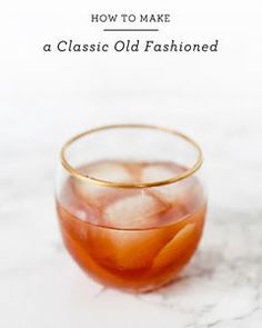 How to Make a Classic Old Fashioned | eBay