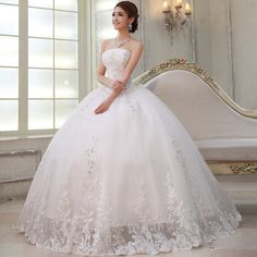 5e0a64cc3e New 2014 spring and summer tube top bandage bow diamond big train wedding  dress new arrival