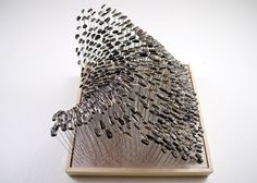 Gowri Savoor's Compelling Sculptures Created Out Of Seeds