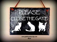 Victorian Gothic Premium Brushed Aluminum Sign 5-Pack 16x16 Beware of Dog CGSignLab