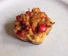 Rezept Saftige Thunfisch/Gemüse Muffin Low Carb von Ricky66 - Rezept der Kategorie Hauptgerichte mit Fisch & Meeresfrüchten